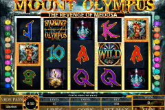 mount olympus microgaming casino slot spel