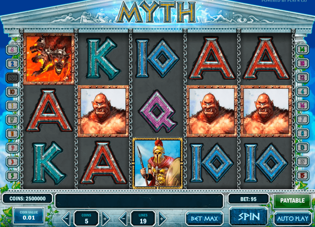 myth playn go casino slot spel