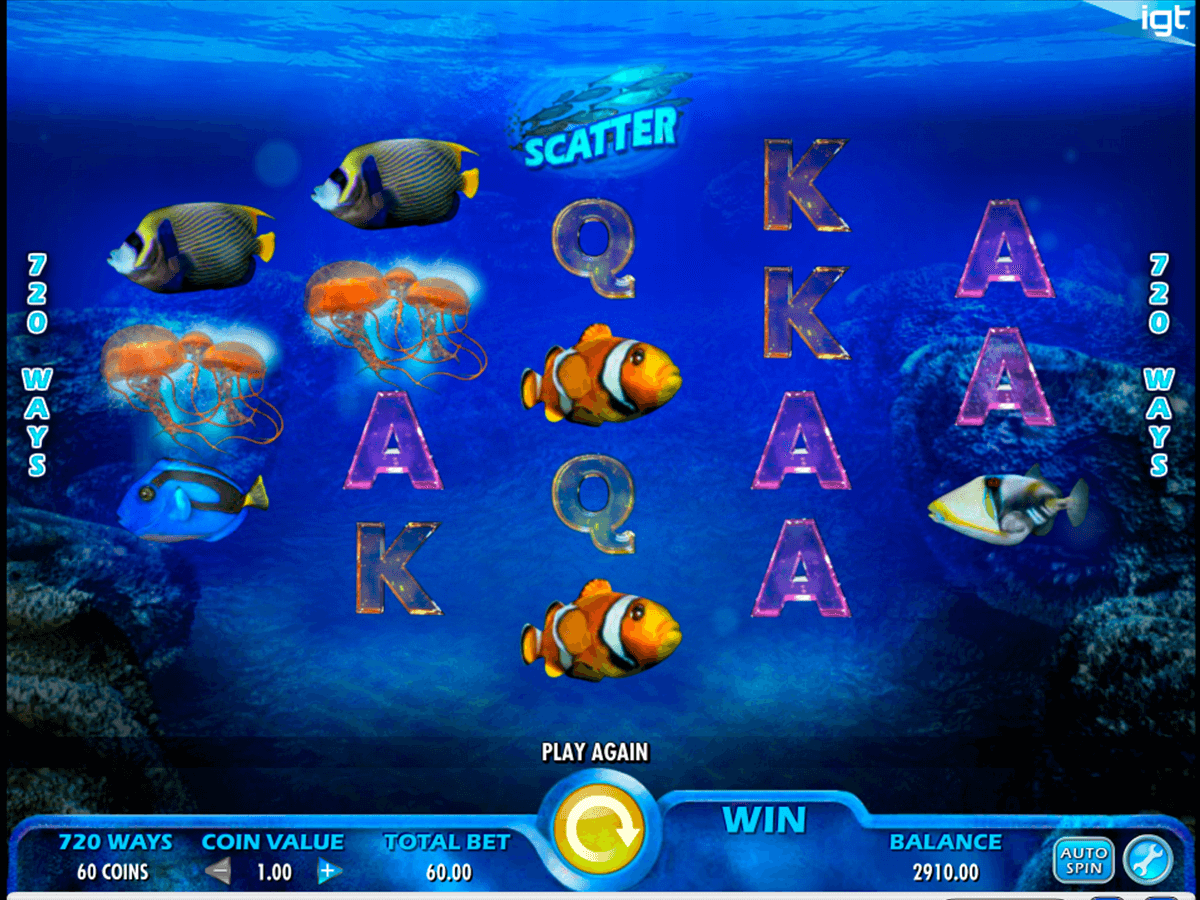 pacific paradise igt casino slot spel