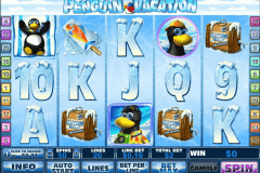 penguin vacation playtech casino slot spel