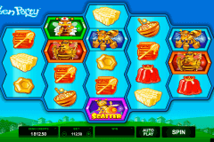 pollen party microgaming casino slot spel