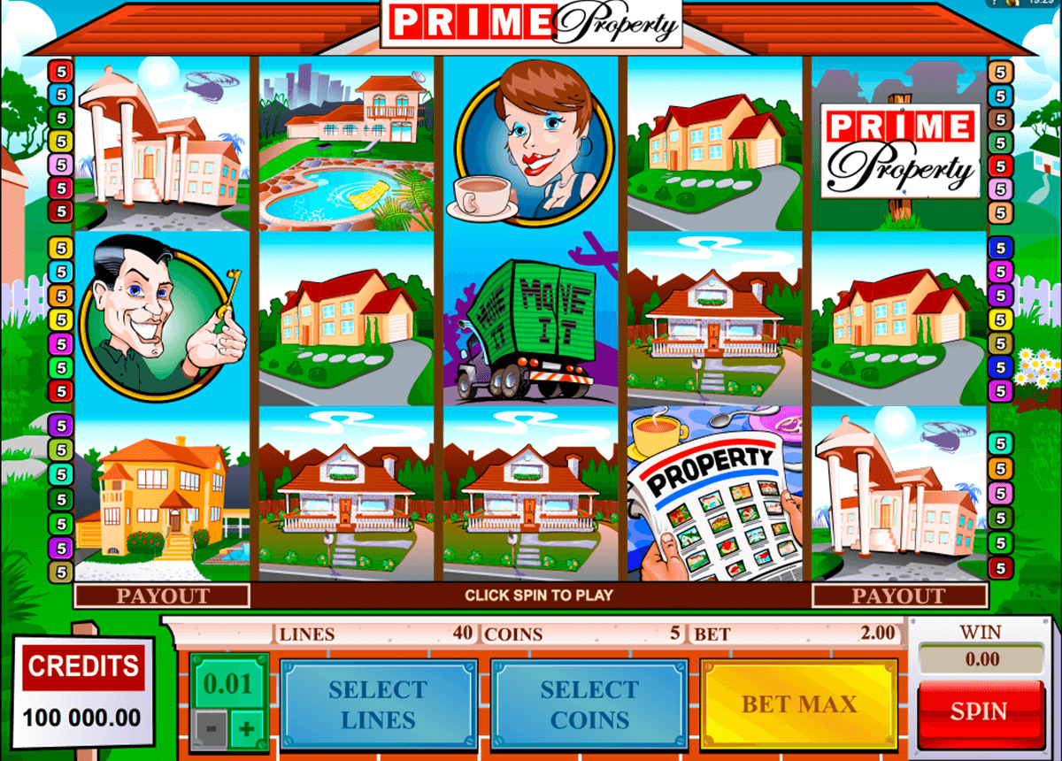prime property microgaming casino slot spel