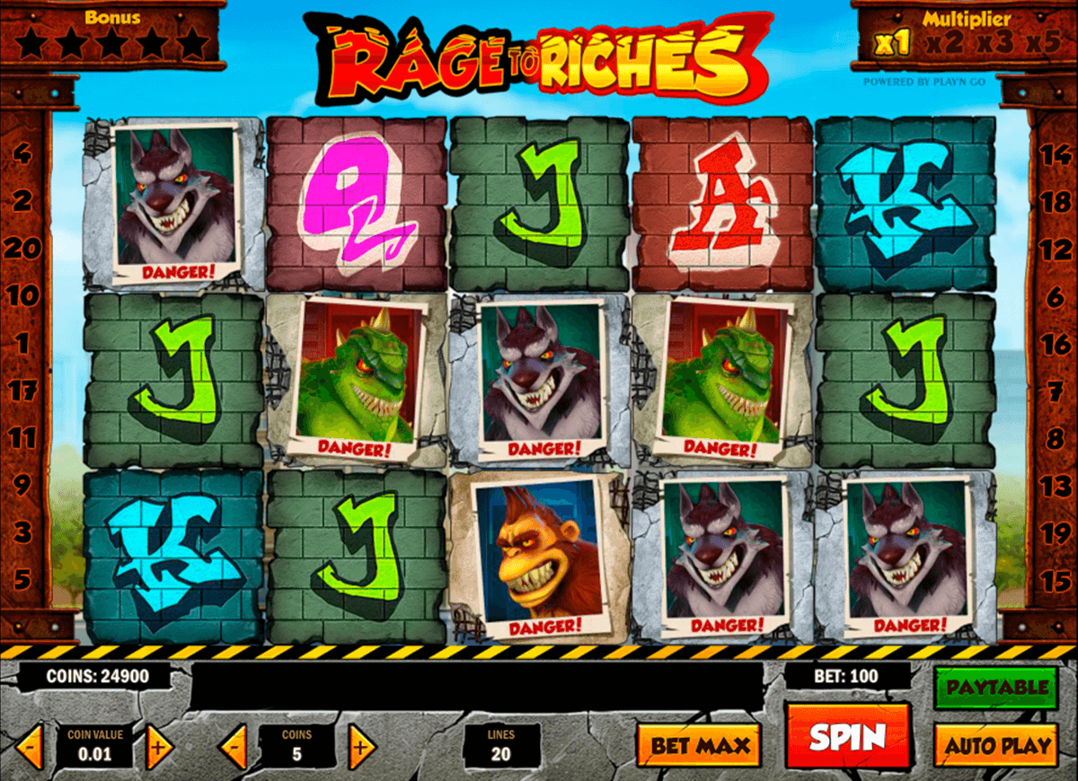 rage to riches playn go casino slot spel