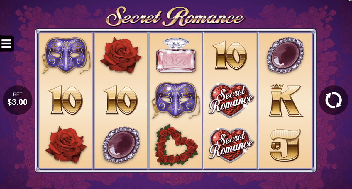 secret romance microgaming casino slot spel
