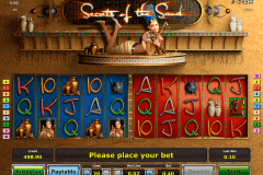 secrets of the sand novomatic casino slot spel