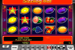 sizzling hot novomatic casino slot spel