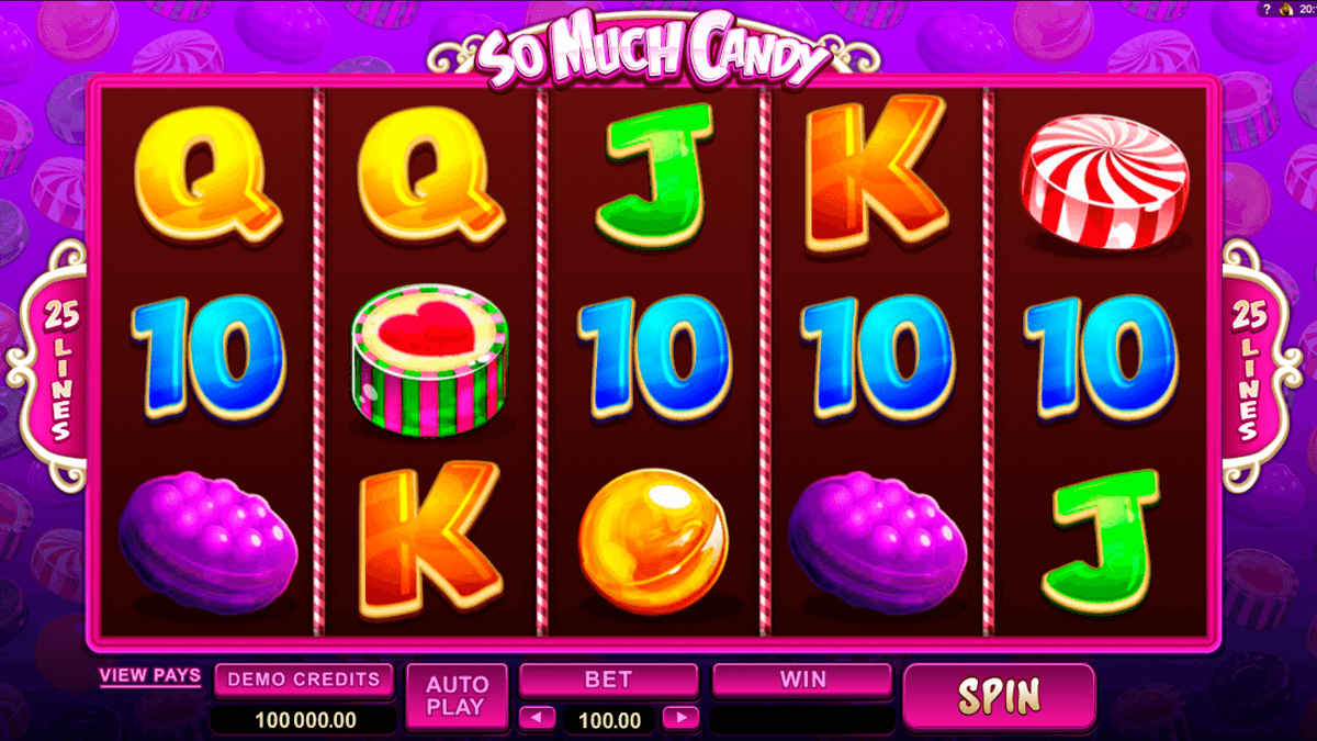 so much candy microgaming casino slot spel