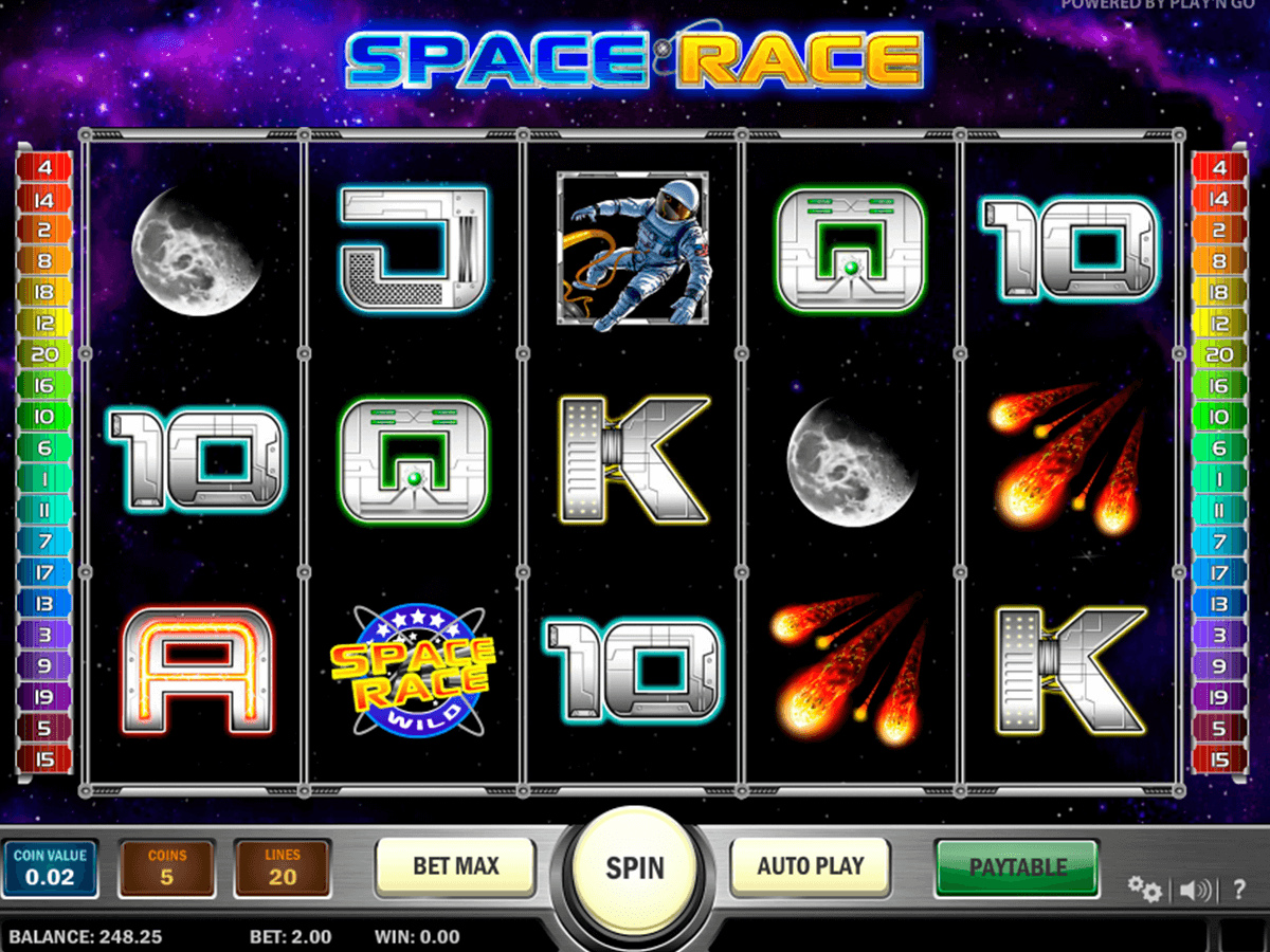 space race playn go casino slot spel