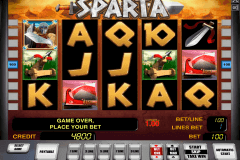sparta novomatic casino slot spel
