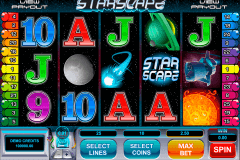 starscape microgaming casino slot spel