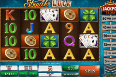 streak of luck playtech casino slot spel