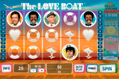 the love boat playtech casino slot spel