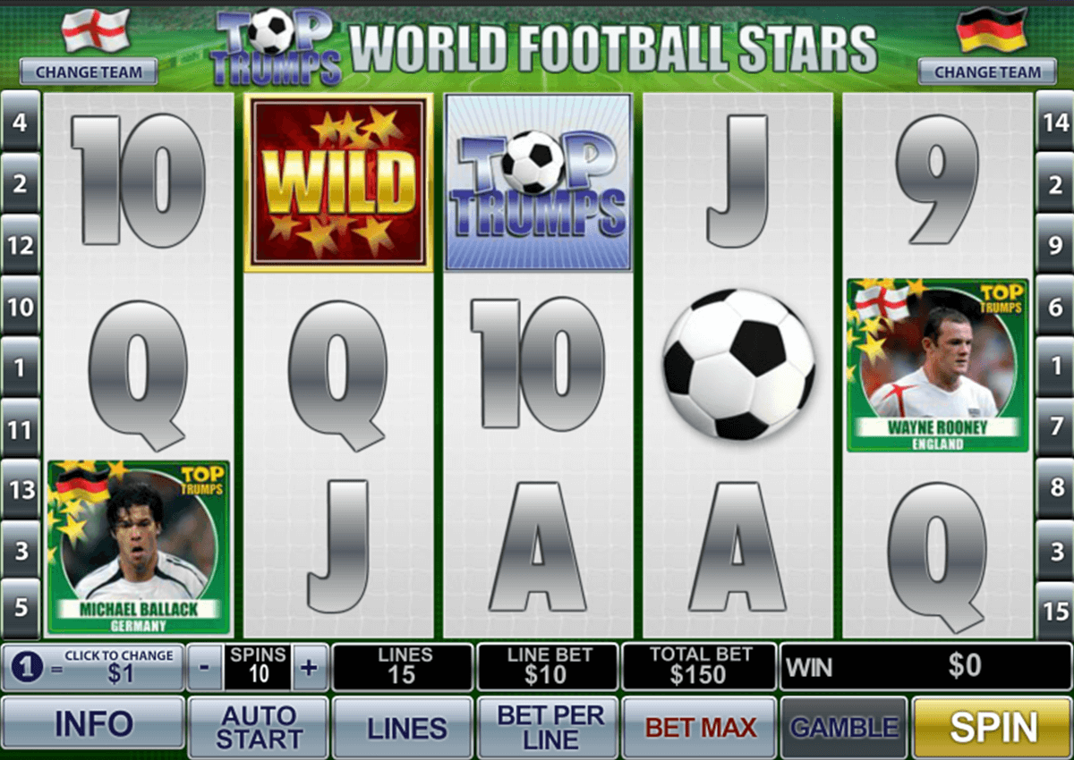 top trumps world football stars playtech casino slot spel
