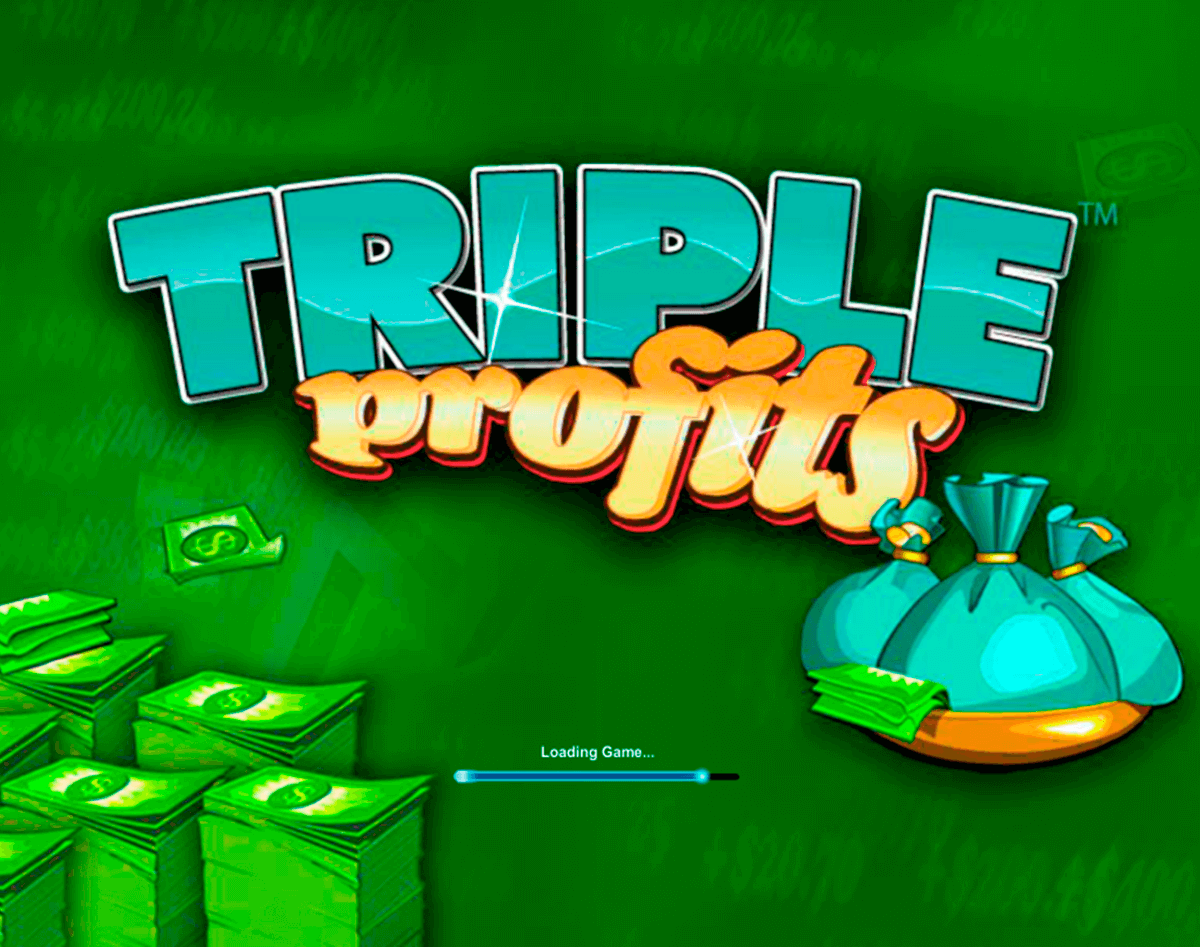 triple profits playtech casino slot spel