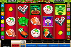 wasabisan microgaming casino slot spel