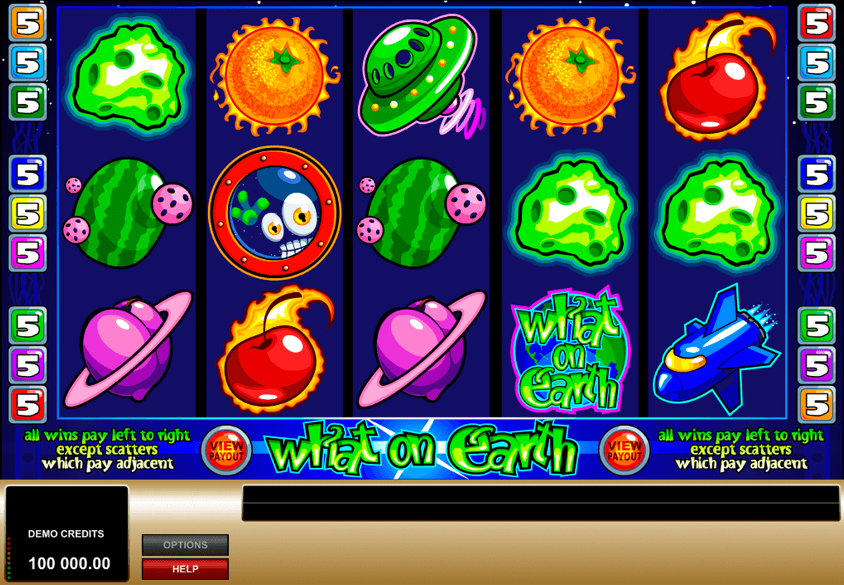 what on earth microgaming casino slot spel