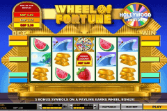 wheel of fortune hollywood edition igt casino slot spel