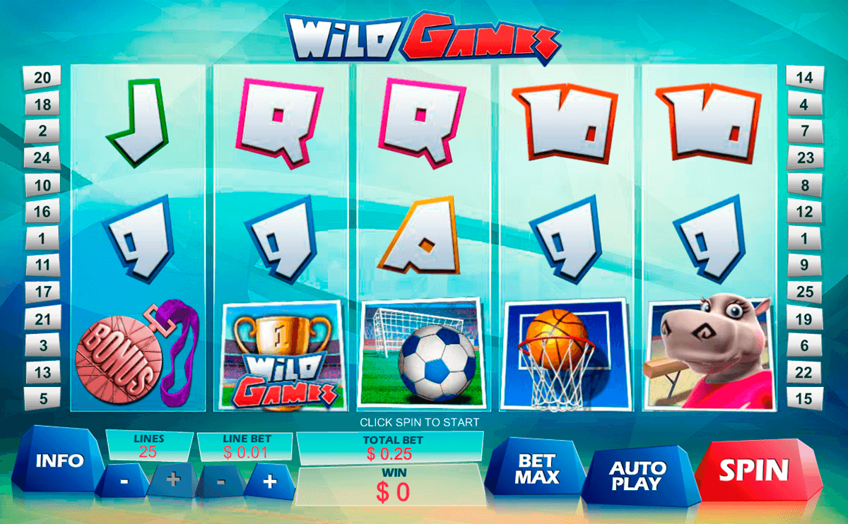 wild games playtech casino slot spel