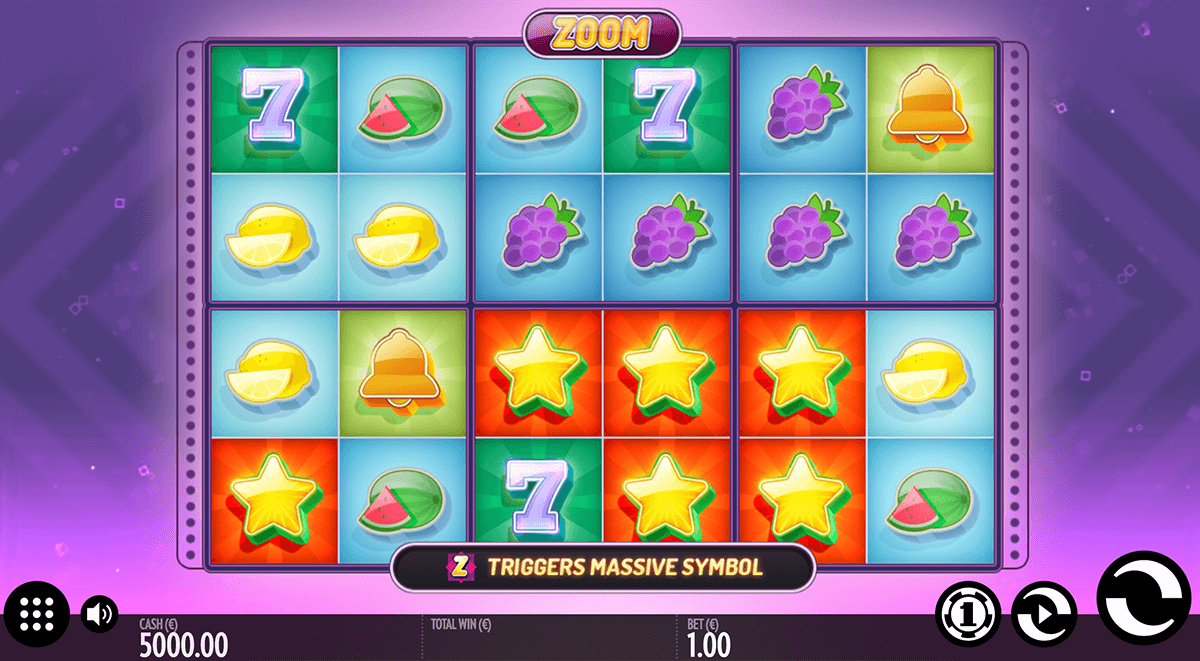 zoom thunderkick casino slot spel